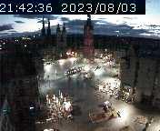 Halle Market square Live Cam, Germany